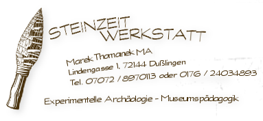 Steinzeitwerkstatt Mark Thomanek